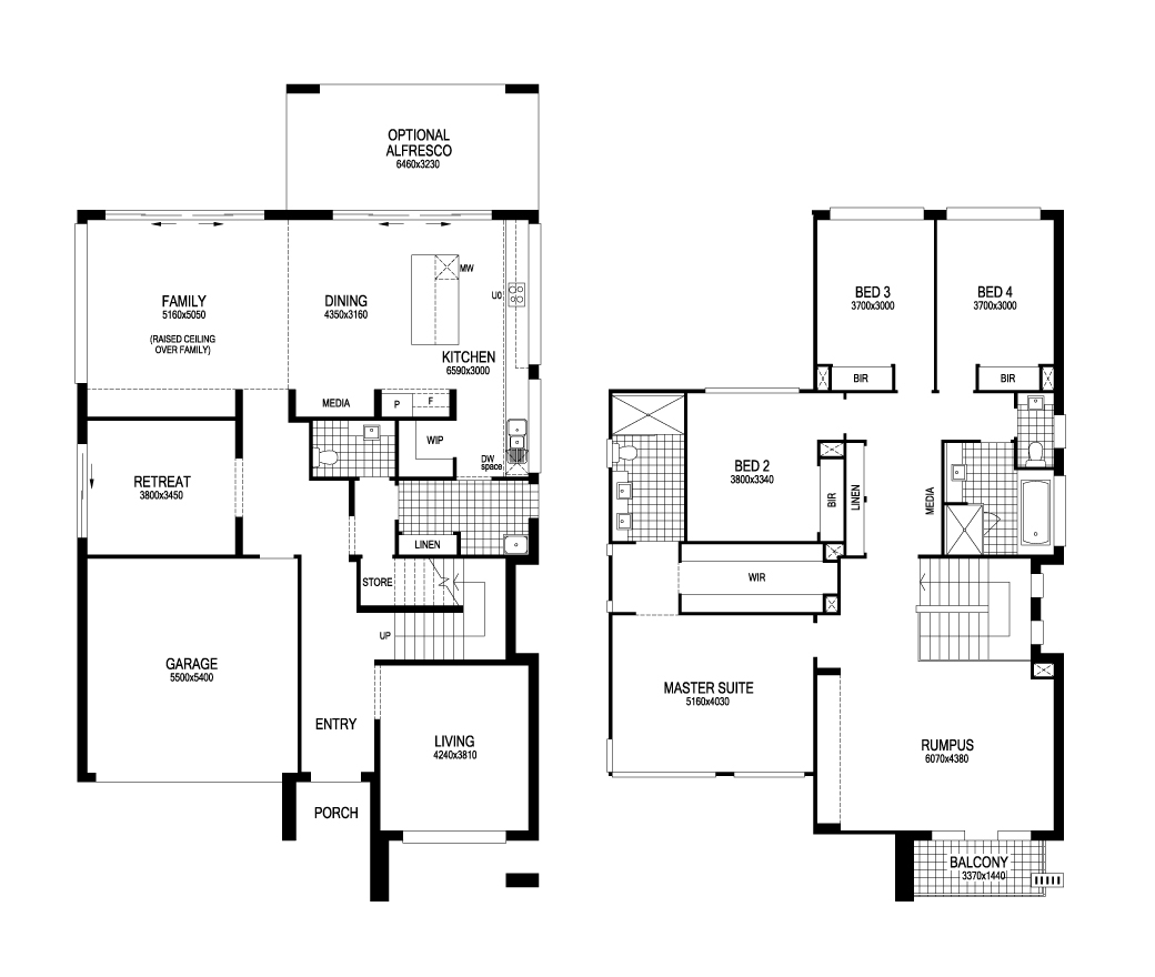 House plans with drive thru portico for Acreage home designs nsw