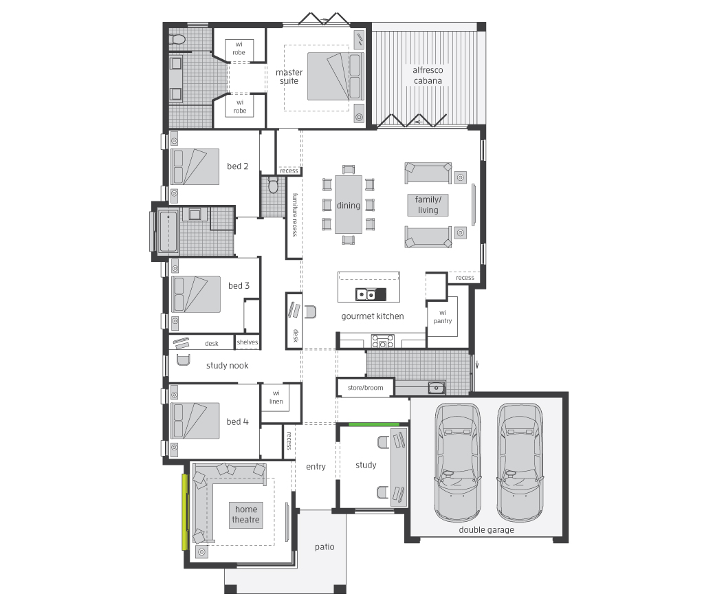 100 Masterton Homes Floor Plans Beautiful 10m