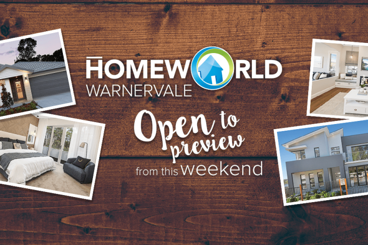 HomeWorld Warnervale open to preview